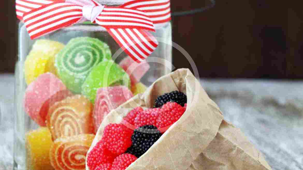 Trendy Candy Colors and Tastes